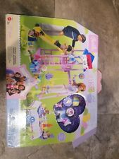 Happy Family 1st Birthday Party Backyard Playset Barbie Doll Midge Nikki Ryan