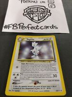 POKÉMON NEO GENESIS UNLIMITED TOGETIC HOLO 16/111 LP-