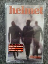 Helmet Aftertaste Cassette w/Sticker -STILL SEALED