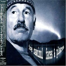 Faces & Places by Joe Zawinul (CD, Aug-2002, Jvc Victor Japan) NEW
