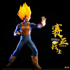TYS cosplay 1/6 Dragonball Super Saiyan Vegeta Head & Accessories Action Figure