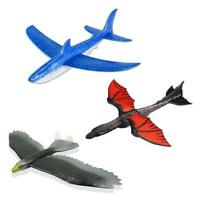Airplane Hand Launch Throwing Glider Inertial Foam Toy High-quality Plane M5R0