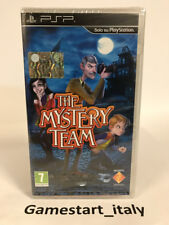 THE MYSTERY TEAM - SONY PSP - VIDEOGIOCO NUOVO SIGILLATO - NEW SEALED PAL