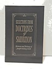 Selections From The Doctrines of Salvation- EMPLOYEE LDS COPY