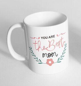 THE BEST MOM Printed Novelty Ceramic Cup Gift Tea Coffee Mug 199