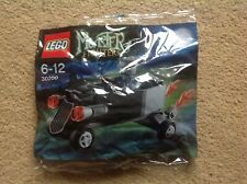 BAGGED LEGO SET #30200 MONSTER FIGHTERS ZOMBIE COFFIN CAR MINT NEW SEALED & RARE