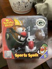 Mr. Potato Head Sports Spud Wisconsin GREEN BAY PACKERS *NEW*