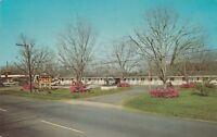 (R) Glennville, GA - Crystal Motel - Exterior - Grounds - Signage - 3/30/1968