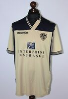 Leeds United England away football shirt 13/14 Size XL Macron