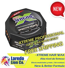 BUY2GET1 Wax Xtreme 60g Wet Line Professional Styling Hair Extra Firm Mate Efect