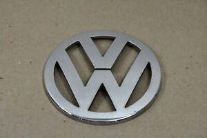 ✅2009-2012 Volkswagen VW Routan Chrome Rear Liftgate Tailgate Emblem Logo OEM