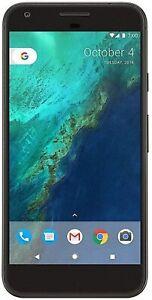 "Google Pixel 5"" 12 MP Camera 32GB GSM 4G LTE Verizon AT&T Unlocked Quite Black"