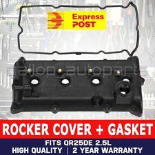 For Nissan X-Trail Valve Rocker Cover and Gasket T30 T31 QR25DE 2.5L Petrol