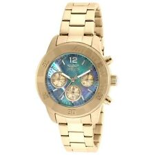Invicta Round Wristwatches with Chronograph