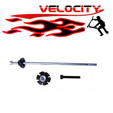 Velocity stunt scooter bmx bar star nut starnut ics kit compression bolt scs