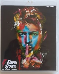 David Bowie The Collection 3x Triple Bluray