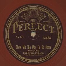 """Golden Gate Orch 'Show Me..'/Jack Stillman Orch 'Give Me' Perfect 14488 10"""" 78"""