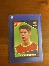 Christiano Ronaldo Sticker Rookie Euro 2004 Panini Portugal