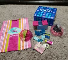 American Girl RETIRED SEASIDE ACCESSORIES IN ORIGINAL BOX