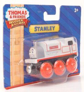 Thomas und seine Freunde Stanley Holzeisenbahn Fisher-Price NEU