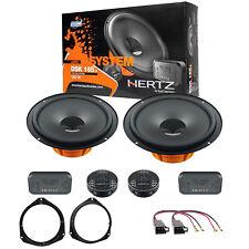 Hertz DSK 165.3 Kit 4  Casse Altoparlanti Anteriori Opel Corsa D 2006>2014