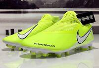 NEW Nike Phantom Vision Academy DF FG Men's Soccer Cleats AO3258-717 Multi Size