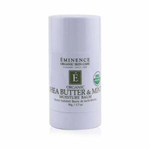 NEW Eminence Shea Butter & Mint Moisture Balm 50ml Womens Skin Care