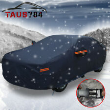 Full Car Cover Waterproof Breathable Outdoor Sun Uv Snow Heat Rain Resistant (Fits: Jaguar)