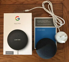 Google Nest Mini (2nd Generation) Google Assist / Smart Speaker - Charcoal