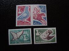 ROUMANIE - timbre yvert et tellier n° 2167 a 2169 n** (C5) stamp romania