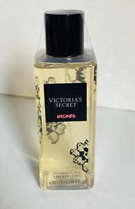 NEW! VICTORIA'S SECRET VS WICKED BODY SPLASH FRAGRANCE MIST SPRAY 250ML $25 SALE