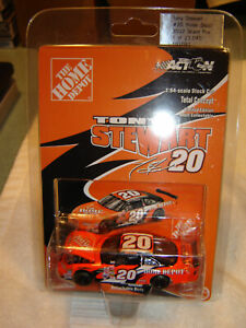 Tony Stewart #20 Home Depot Action H/O Total Concept 2002 Grand Prix 1/64 NEW