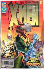 Astonishing X-Men #4 NM- 1st Print Free UK P&P Marvel Comics