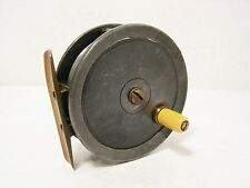 """Vintage Antique Alloy Dingley 3"""" Trout  Fly Fishing Reel - Retail Reel"""