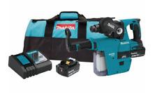 New Makita 18v Lxt Brushless Cordless 1 Rotary Hammer Drill Kit Xrh011tx