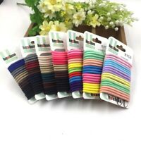 Bulk 18Pcs Women Girls Hair Band Ties Rope Ring Elastic Hairband~
