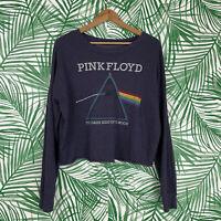 Pink Floyd Dark Side Of The Moon Graphic Sweatshirt Women's Size Large