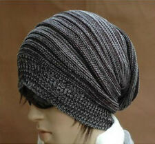 New Women Winter Warm Knit Thick Slouchy Baggy Beanie Cap Hat