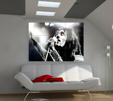 Bob Marley giant music photo wall poster art qa507