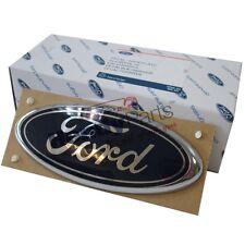 Neu Original Ford Focus 2004 - 2011 Kühlergrill Ovale Plakette Rs / St 1360719