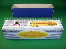Dinky #949 Wayne School bus-Reproduction Box par drrb