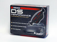 FERODO DS Performance Front Disc Brake Pads MITSUBISHI LANCER CJ 2.0L RALLIART