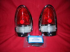 1955 Chevy 150/210/B/A Nomad Convertible Taillight Assys. New!