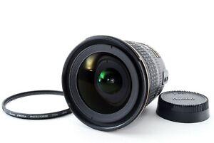 Nikon AF-S NIKKOR 12-24mm f/4G ED DX Aspherical SWM Lens from Japan 721338