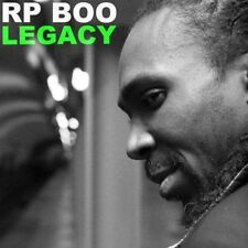 Rp Boo - Legacy (NEW CD)