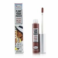 TheBalm Plum Your Pucker Lip Gloss - # Exaggerate 7ml Lip Color