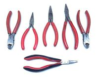 6 Pc Snap On Pliers and Cutters Lot