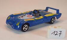 Majorette 1/60 Nr. 239 Matra Simca 670 Le Mans Rennwagen Nr. 1 #127