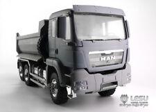 LESU MAN 6*6 Front Cylinder Hydraulic Dumper Truck Tipper TAMIYA 1/14 RC Model