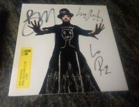 BOY GEORGE CULTURE CLUB 2018 'LIFE' BLACK VINYL ALBUM SIGNED limited 500 mint